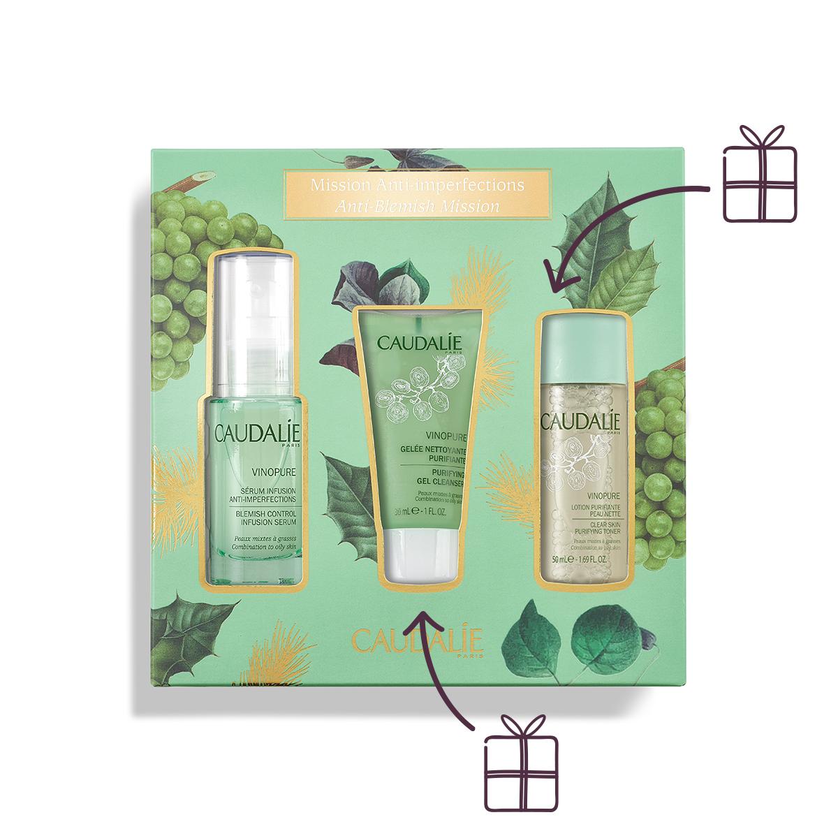 Vinopure Set voor een Perfecte Huid