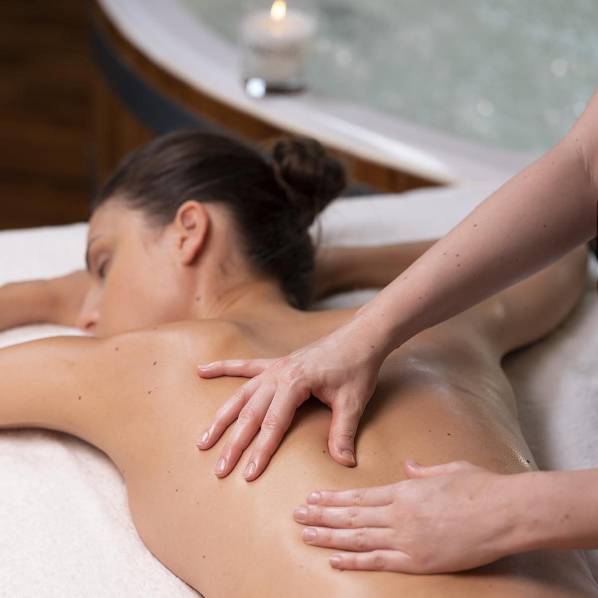 Cadeaubon lichaamsverzorging 50 minuten