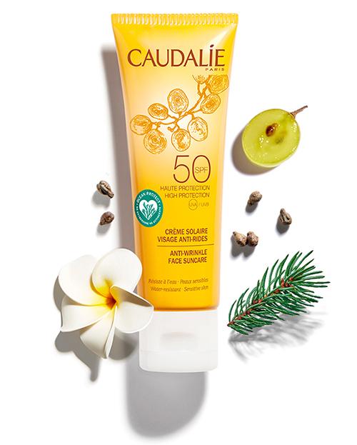 Anti-rimpel Zonnecrème voor het Gelaat SPF50